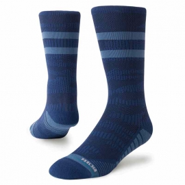 Stance Uncommon Solids Crew Navy Homme