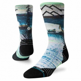 Stance Run Great Plains Crew Homme