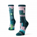 Stance Training Painted Lady Crew Femme