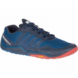 Merrell Trail Glove 5 Sailor Blue Homme