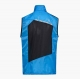 Diadora Vest Sans Manche Sky Blue Malibu Homme