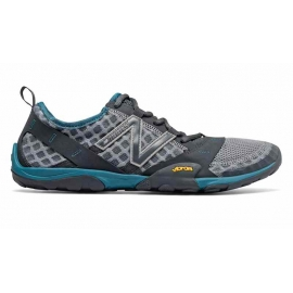 New Balance Minimus 10 V2 Trail Black Blue Homme
