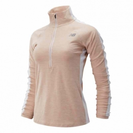 New Balance Transform Half Zip Femme