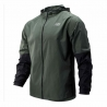 New Balance Velocity Jacket Slate Green