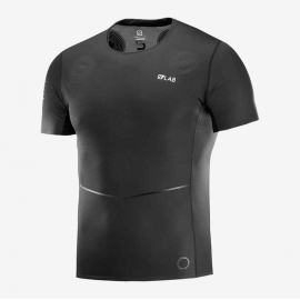 Salomon S/LAB Sense Tee NSO Black Homme