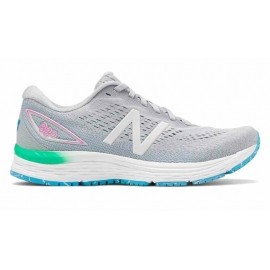 New Balance 880 V9 Light Aluminium with Steel Femme