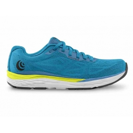Topo Athletic Fli Lyte 3 Blue Yellow Homme