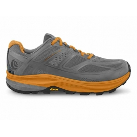 Topo Athletic Ultraventure Grey Green Homme