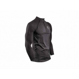 Compressport Hybrid Pullover Black