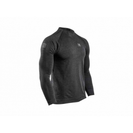 Compressport Training Tshirt Manches Longues Homme