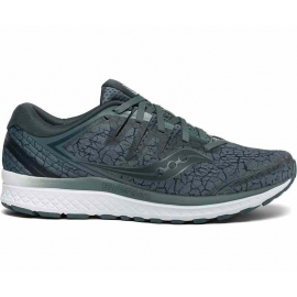 Saucony Guide Iso 2 TR Steel Quake Homme