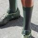 On Running High Sock Forest Moss Homme