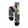 On Running High Sock Navy Dustrose Homme