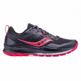 Saucony Peregrine 10 Black Barberry
