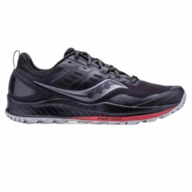 Saucony Peregrine 10 Black Red