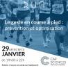 Billet conférence 29 janvier Bordeaux Le geste en course à pied