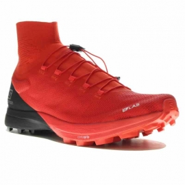 Salomon S/LAB Shoes Sense 8 SG Racing Red Black White