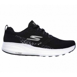 Skechers Gorun Ride 8 Black White Homme