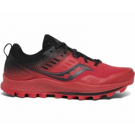 Saucony Peregrine 10 ST Red Black