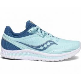 Saucony Kinvara 11 Aqua Blue Femme