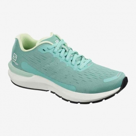 Salomon Sonic 3 Balance Meadowbrook White Patina Green Femme