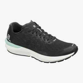Salomon Sonic 3 Balance Black White Quiet Shade Homme