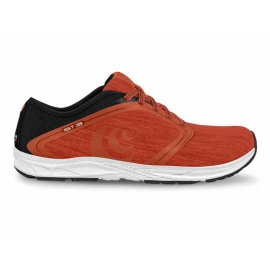 Topo Athletic ST 3 Orange Black Homme