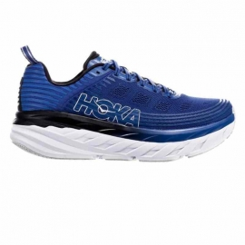 Hoka Bondi 6 Galaxy Blue Anthracite Homme