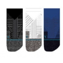 Stance Athletic Tab 3 pack Homme
