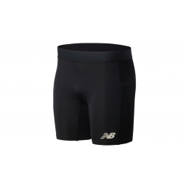 New Balance Short Velocity 8 Inch Fitted Homme
