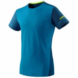 Dynafit T-shirt Alpine Mykonos Bleu Homme