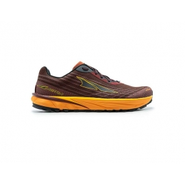 Altra Timp Trail 2 Red Orange Homme