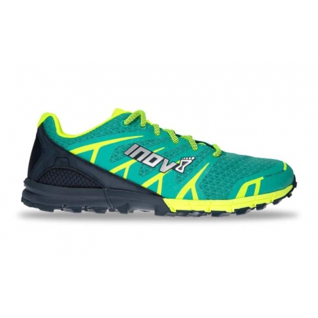 Inov-8 Trail Talon 235 TEAL NAVY YELLOW Femme