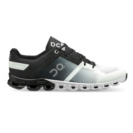 On Running Cloudflow Black White Homme