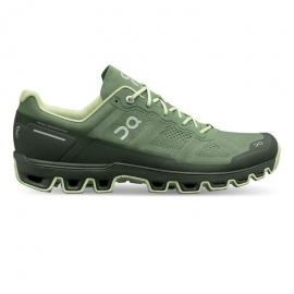 On Running Cloudventure Reseda Jungle Homme