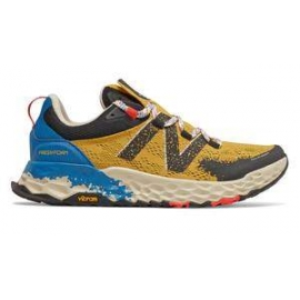 New Balance Fresh Foam Hierro V5 Yellow Homme