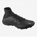 Salomon S/LAB Shoes Cross Black White Black