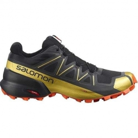 Salomon Speedcross 5 Ltd Edition Golden Trail Series Homme