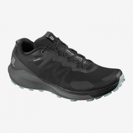 Salomon Sense Ride 3 Black Ebony Lead Homme
