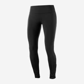 Salomon Agile Warm Tight Black Femme