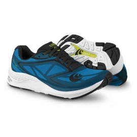 Topo Athletic Zephyr Blue Black Homme