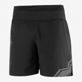 Salomon Short XA Training Noir Homme
