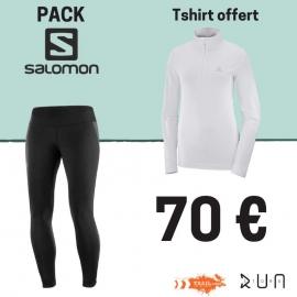 Pack Salomon Long Femme