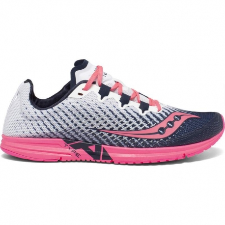 Saucony Type A9 White Pink