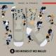 BV Sport Chaussettes des Bosses et des Bulles
