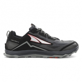 Altra Lone Peak 5 Dark Slate Red Homme