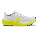Topo Athletic Cyclone White Lime Homme