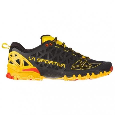 La Sportiva Bushido Black Yellow
