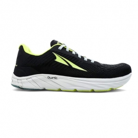 Altra Torin Plush 4.5 Black Lime Homme
