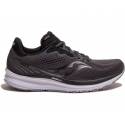 Saucony Ride 14 Charcoal Black Homme
